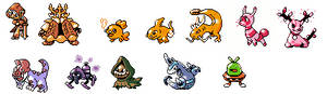 Fakemon Free-for-use Batch