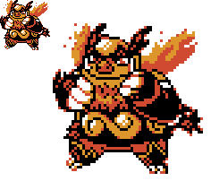 Emboar GSC Style
