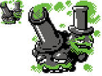 Galar Weezing GSC Style