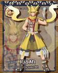 Pokimono: Rioan as Alakazam