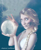 Lunar Mistress by Dypritee