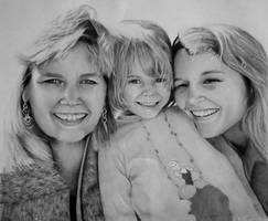 Mother and Daughters by KateTortland