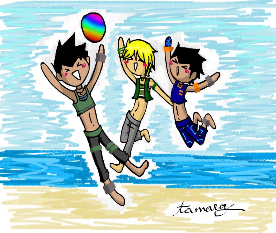 Beach Boys by CipeHeheLOL