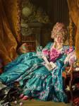 Constance Peach after Boucher