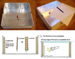 DIY - Light table/Light box