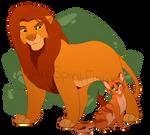 Simba vs. Firestar