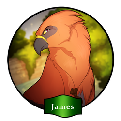 James by PureSpiritFlower