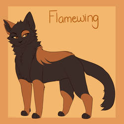 Flamewing by PureSpiritFlower