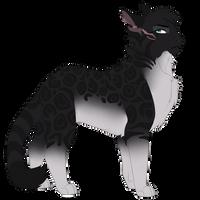Broken Howl of Mournful Wolf by PureSpiritFlower