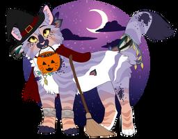 Halloween Ych (Sunsetcove)