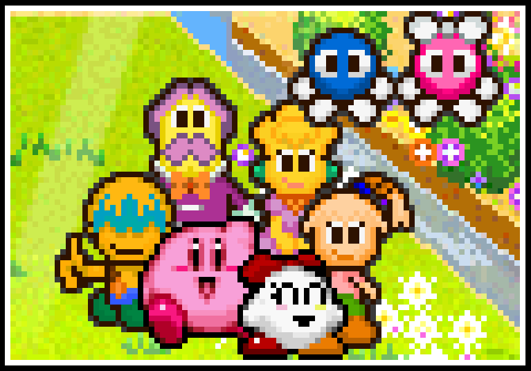 Kirby family by wajose the plumper on deviantart kirby family by wajose the plumper voltagebd Gallery