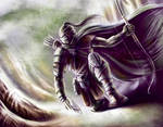 Assassin Art Illustration + Video Tutorial Link by Yarkspiri
