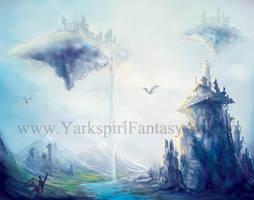 Heaven-Landscape 001 vs001 by Yarkspiri