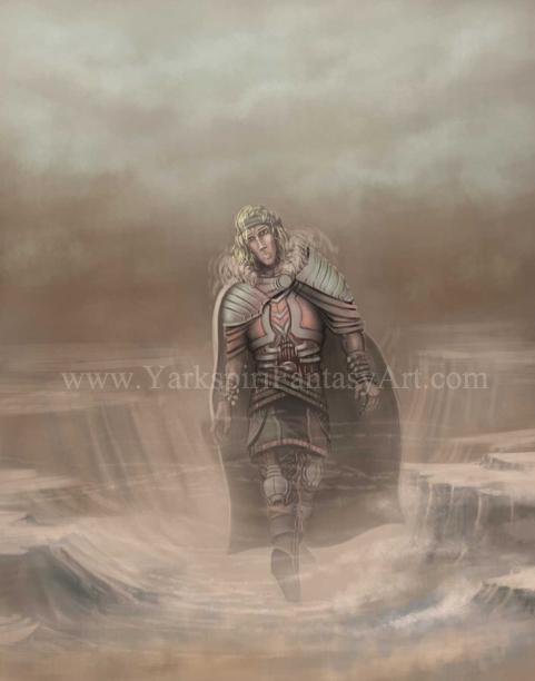 Loki - Norse Mythology by Yarkspiri