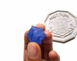 D20 Hand Made Limited Edition Dice