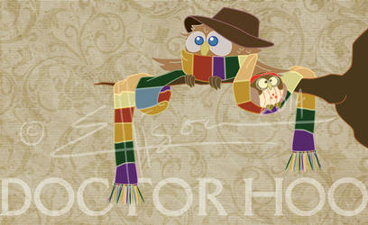 Doctor Hoo - Four+ Sarah Jane