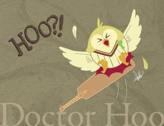 Doctor Hoo - Five by Marker-Mistress