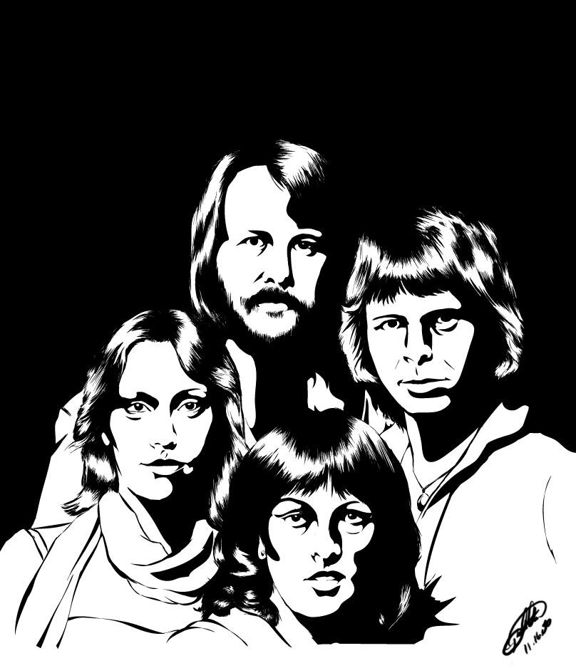 ABBA Definitive by Marker-Mistress