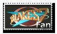 Blakes 7 Fan Stamp by Marker-Mistress