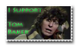 Tom Baker Stamp by Marker-Mistress