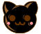Icon: Choco-cat Cookie by Elly-Mewchan