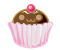 Icon: Pastry by Elly-Mewchan