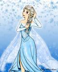 Frozen: Queen Elsa of Arendelle