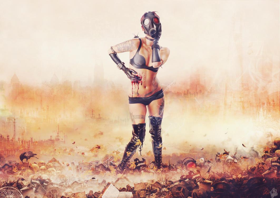 Steampunk Lady by OG2010