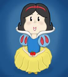 Baby Snow White