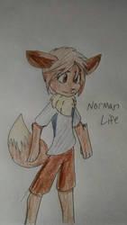 Norman Life- Dez's PokeSon by GA2-Goofy-Pup
