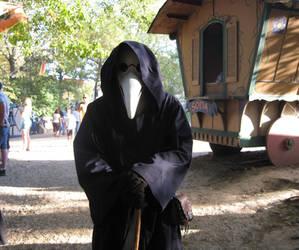 The Plague Doctor by Bloodthornreaper
