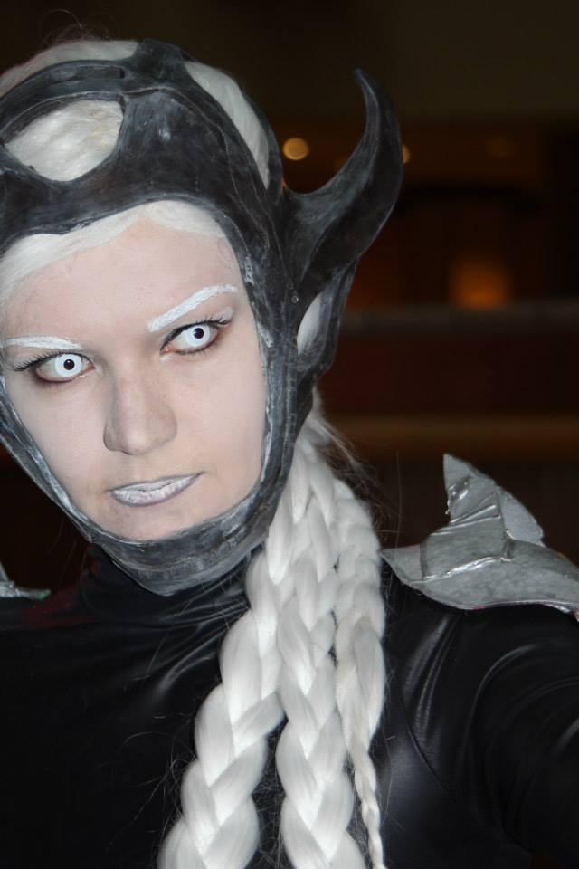 Dark Elf cosplay by LokiAsylumKitty ~ ToyLab