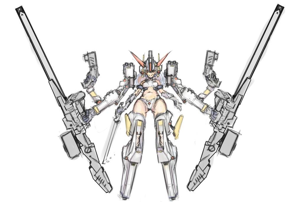 OVER ZERO -sketch- by kinmonon