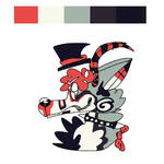 another pallette thingie by Lavender-Arsenic