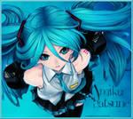 Miku Hatsune by kawaiipikachu12