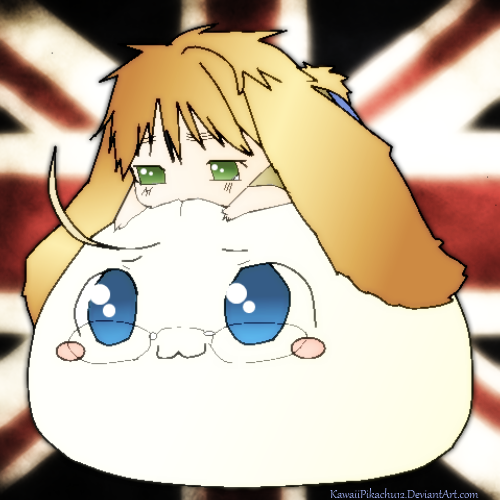 Chibi-England-Colored-2- by kawaiipikachu12