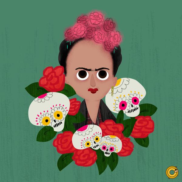 Frida by victor7234