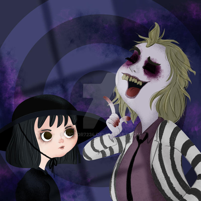 Beetlejuice by victor7234