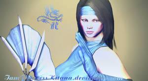 Classic Kitana Unmasked