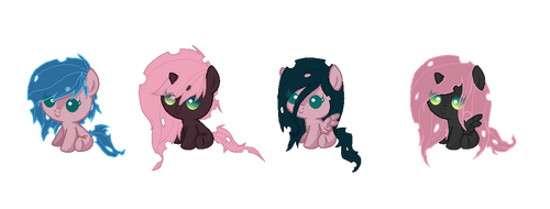 ChrissiPuff Shipping Fillies [CLOSED] by SE0UIMATE