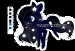 [SB 50pts] Star Pony Auction | -CLOSED-