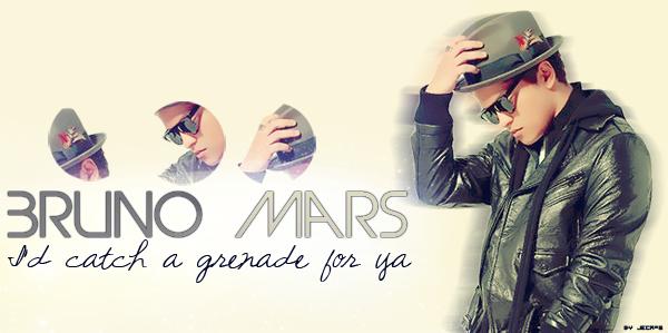 Bruno Mars By Jecask On DeviantArt