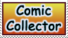 Comic Collector Stamp by Kamakru