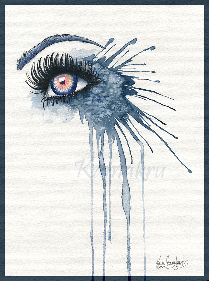 Eye Splatter by Kamakru