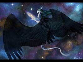 Niveru and the stars by Kamakru
