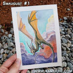 Smaugust 2017 - 1
