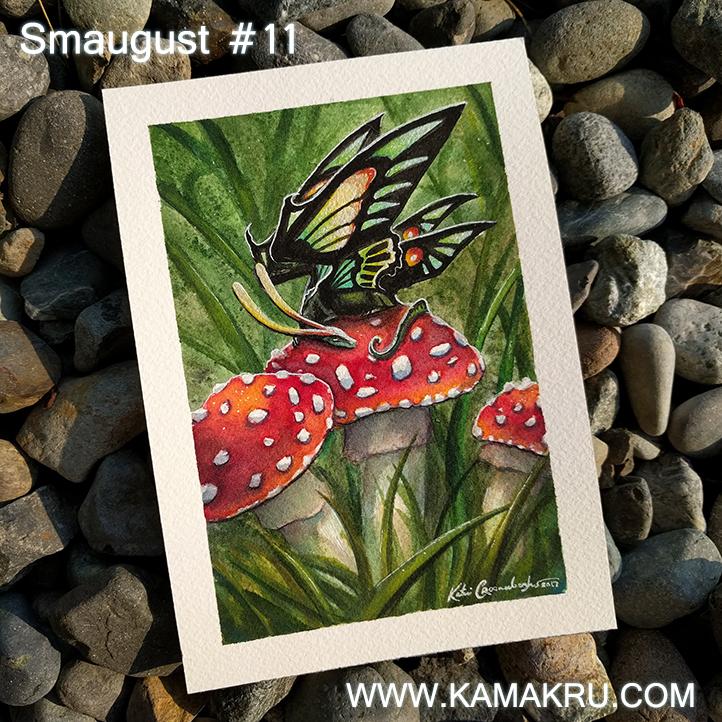 Smaugust 2017 - #11 by Kamakru