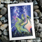 Smaugust 2017 / Dragonbrushed - #14