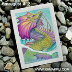 Smaugust / Dragonbrushed #18