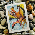 Smaugust / Dragonbrushed #20